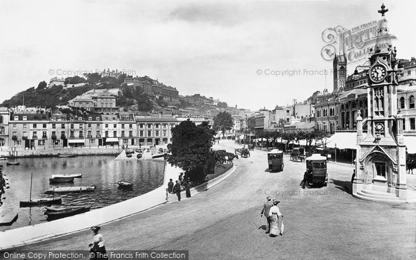 Photo of Torquay, The Strand 1906
