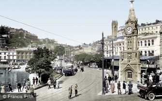 Torquay, The Strand 1920