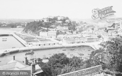 Torquay, Vane Hill 1895