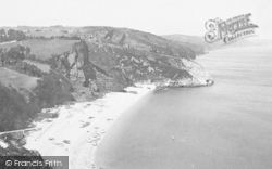 Torquay, View From Babbacombe 1890