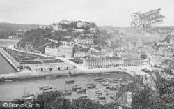 Torquay, Waldron Hill 1896