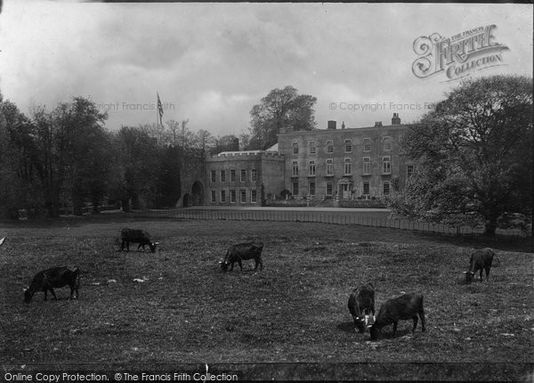 Photo of Torre Abbey, The Front 1907