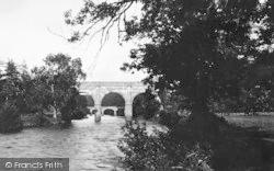 Torrington, Aqueduct And Bridge 1890, Great Torrington