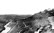 Torrington, Castle Hill 1890