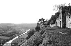 Torrington, Castle Hill 1923, Great Torrington