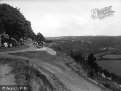 Torrington, Castle Hill 1937, Great Torrington