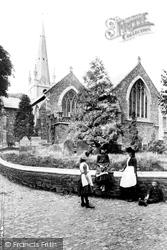 Torrington, Church Of St Michael And All Angels 1890, Great Torrington