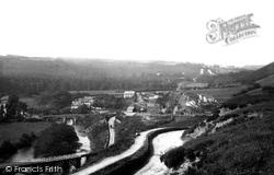 Torrington, Mailin Bridge 1890, Great Torrington