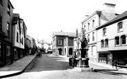 Torrington, Market Place 1893