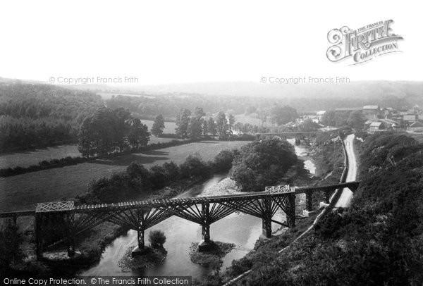 Torrington, Marland and Rothern Bridge 1893