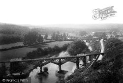 Torrington, Marland And Rothern Bridge 1893, Great Torrington