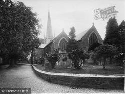 Torrington, St Michael's Church 1923, Great Torrington