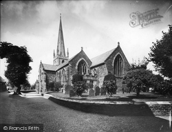 Torrington, St Michael's Church 1937, Great Torrington