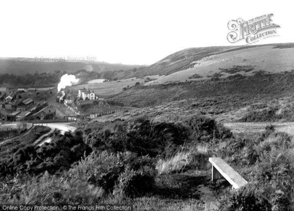 Torrington, Station and Fursebeam 1923