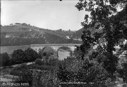 Torrington, Town Mill  Bridge 1893, Great Torrington