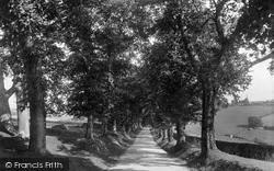 Torrington, Weare Avenue 1937, Great Torrington