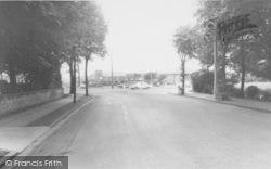 Slyne Road c.1960, Torrisholme