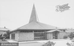 The Church c.1960, Torrisholme