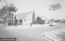 The Church c.1965, Torrisholme