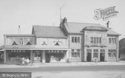 The George Hotel c.1965, Torrisholme