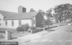 The Methodist Church c.1965, Torrisholme