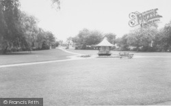 The Park c.1960, Torrisholme