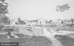 The Playground And Church c.1965, Torrisholme