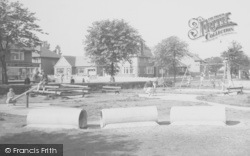 The Playground c.1965, Torrisholme