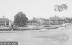 The Square c.1960, Torrisholme