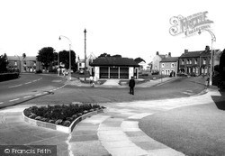 The Square c.1965, Torrisholme