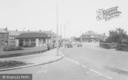 Torrisholme Road c.1960, Torrisholme