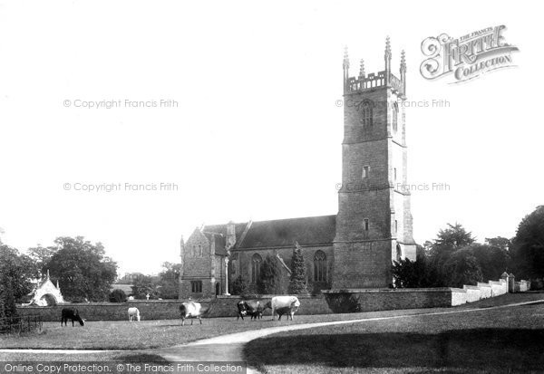 Tortworth, Church 1903