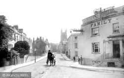 Totnes, Bridge Town 1890