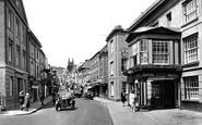 Totnes, Fore Street 1928