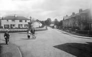 Totnes, Station Road 1922