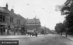 Tottenham, Lordship Lane c.1910