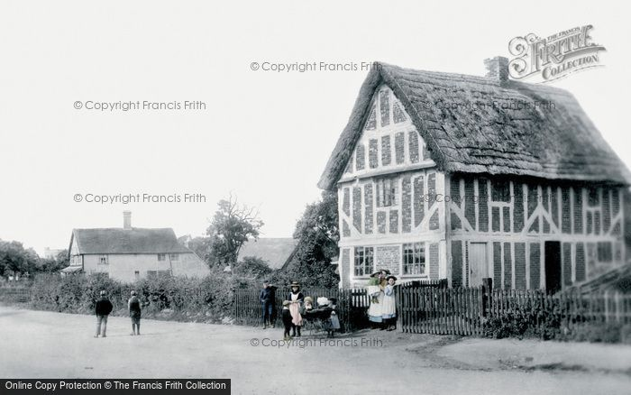 Photo of Totternhoe, Village 1897, ref. 39754p
