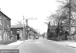Market Street c.1955, Tottington