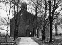 St Anne's Church c.1955, Tottington