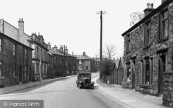 Turton Road c.1955, Tottington