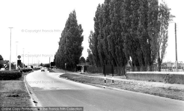 Totton, By Pass c1965