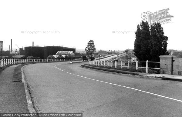 Totton, the By-Pass c1965