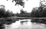Totton, the River Test c1955