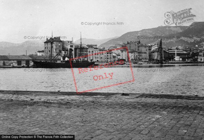 Photo of Toulon, 1939
