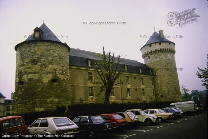 Photo of Tours, The Chateau 1984