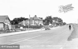 Towyn, Foryd - Abergele Road c.1936
