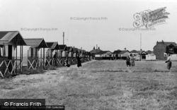Towyn, Sandbank Holiday Camp c.1955