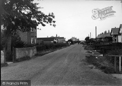 Towyn, Sandbank Road c.1936
