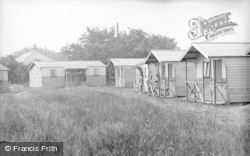 Towyn, Whitby's Camp, Bungalows c.1936