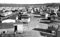 Towyn, Winkups Camp c.1955